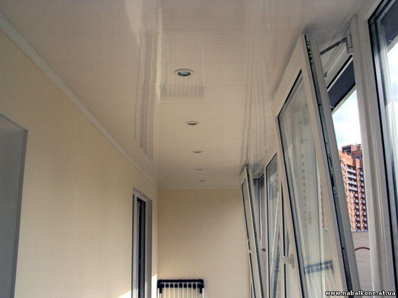 Свет и электричество на балконе, лоджии.