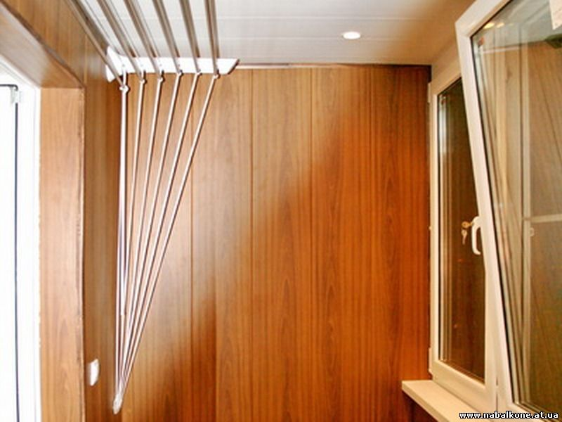 Сушилка для мебели на балкон. - балконы - каталог статей - у.